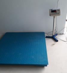 Cân sàn điện tử A12E