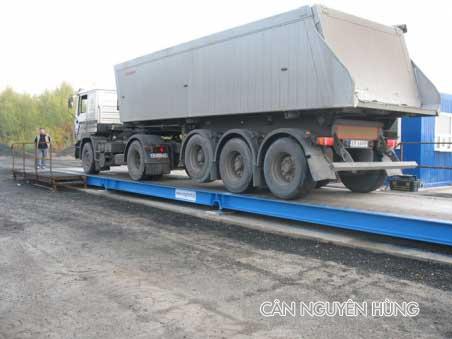 Sửa chữa cân xe tải cân ô tô - 2