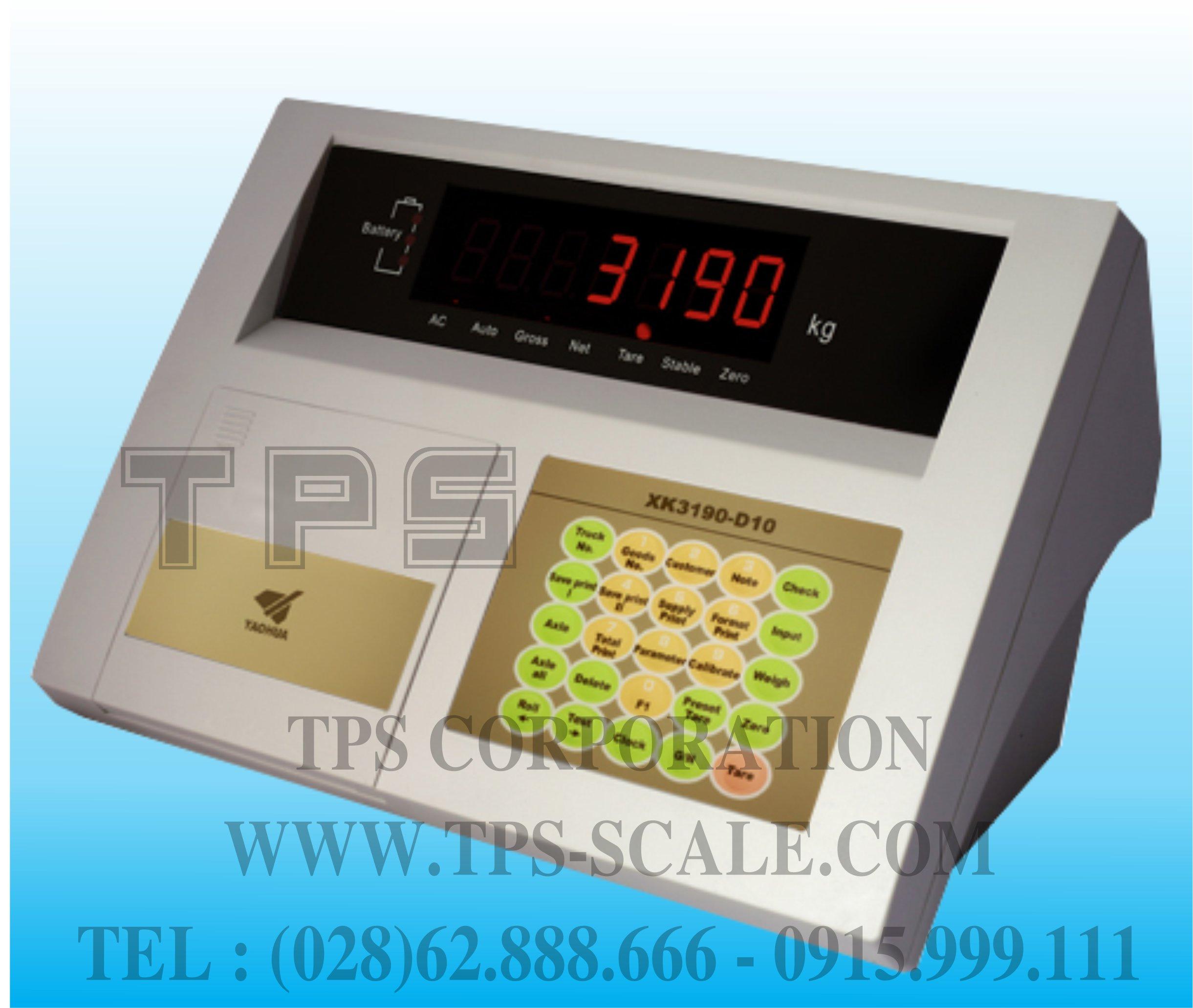 Bộ chỉ thị D10 - 603