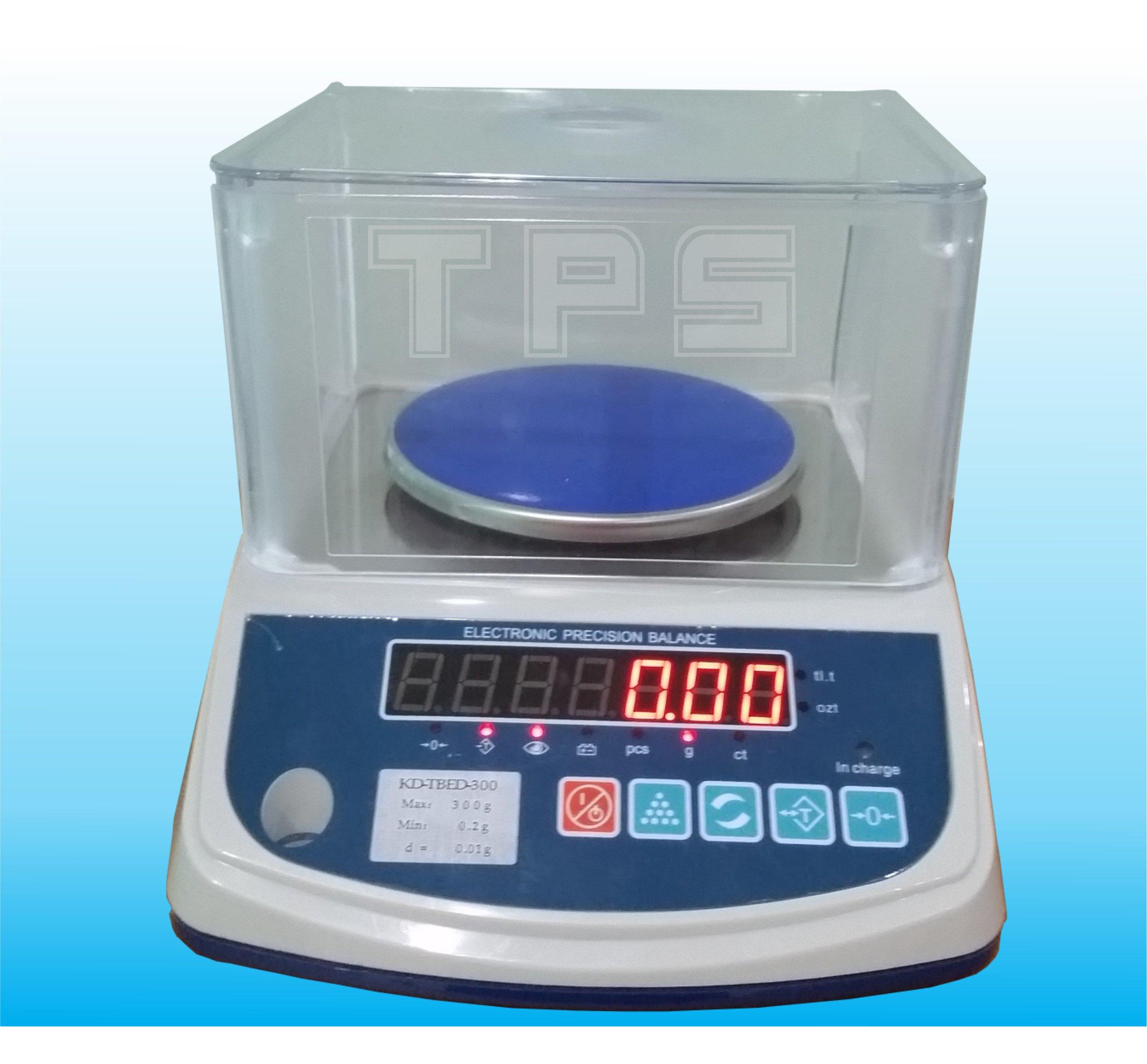 Cân Kỹ Thuật - KD-TBED150(150g/0.005g) - 1024