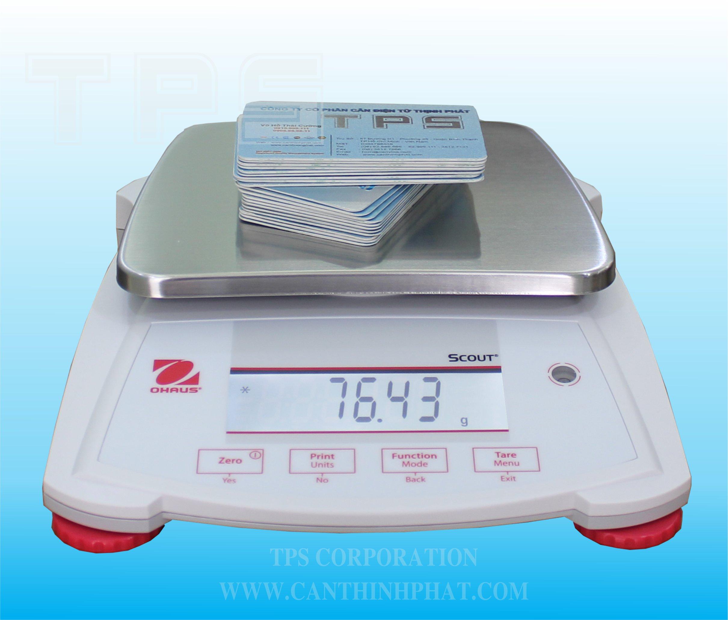 SPX2202-2200g/0.01g - 772