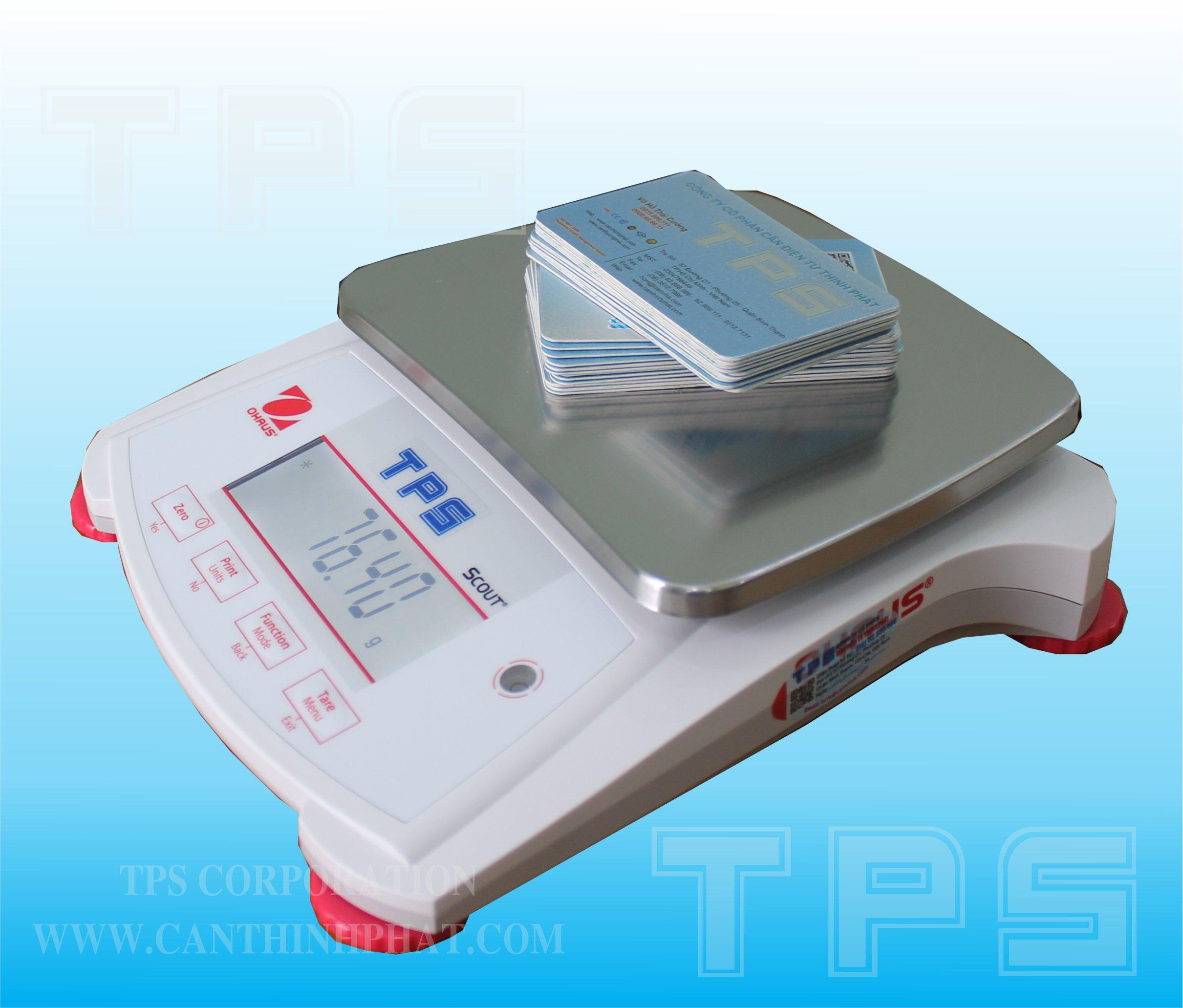SPX2202-2200g/0.01g - 775