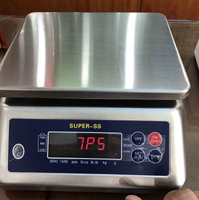 TPS1.5 SuperSS-1,5kg/0.2g - 933
