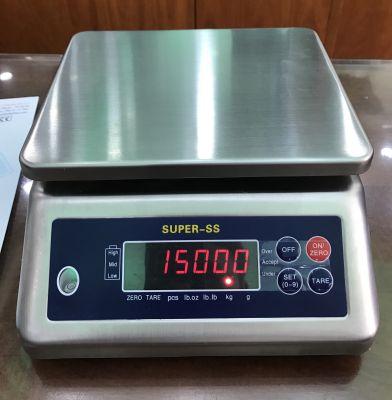 Cân thủy sản inox 304 200kg - 402