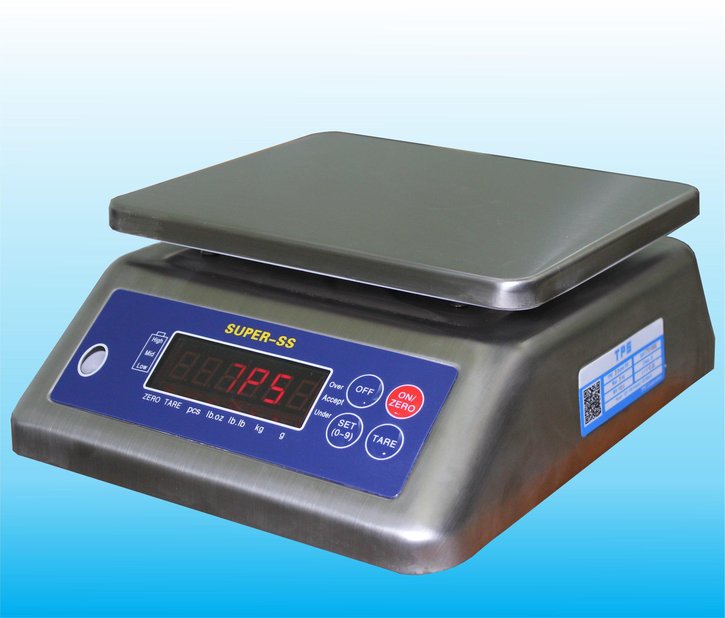 TPS6-SuperSS-6kg/1g - 394