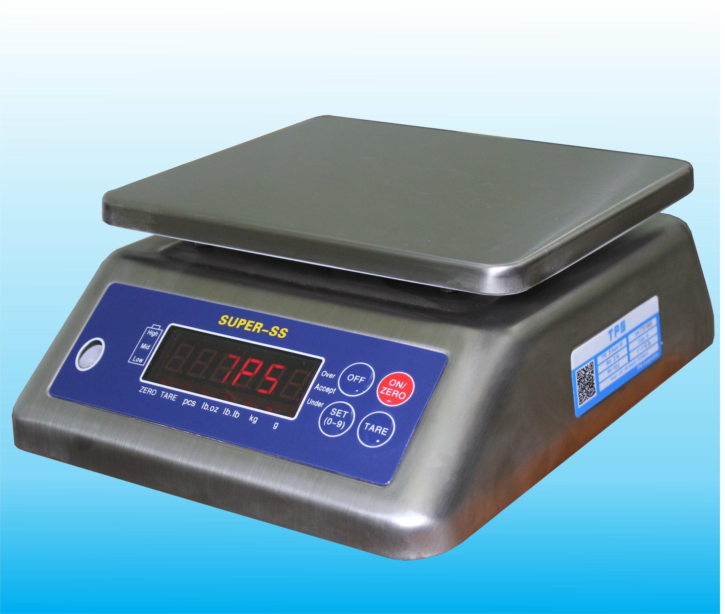 TPS6-SuperSS-6kg/1g - 398