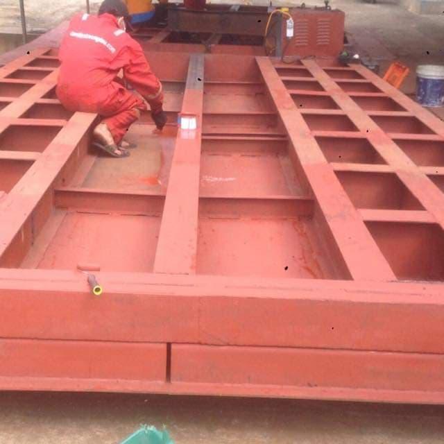 Sửa chữa cân xe tải - 1210