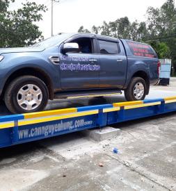 Sửa chữa cân xe tải