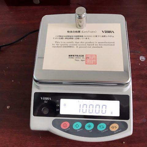 Cân phân tích VMC-FRH600 - 1273