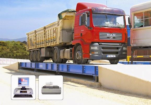 Sửa chữa cân xe tải, cân ô tô